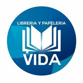 Logo de Librería y papelería Vida