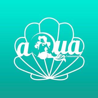 Logo de Aqua Beachwear | Ropa de playa