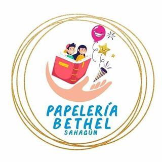 Logo de Papeleria Bethel Sahagún/Chinú