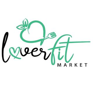 Logo de LOVER FIT COLOMBIA 💚
