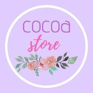 Logo de COCOA STORE COLOMBIA