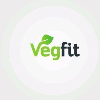 Logo de VegFit - Alimento Saludable