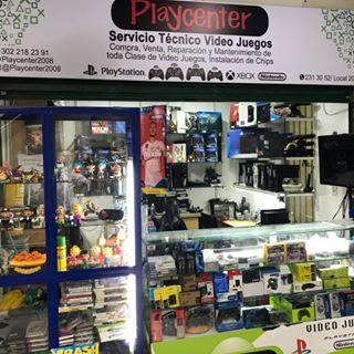 Logo de Playcenter