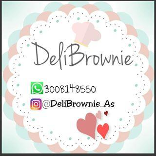 Logo de DeliBrownie!