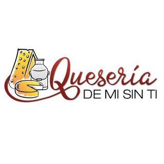 Logo de Quesería de Mí Sin Ti ®