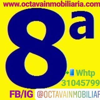 Logo de Octava Inmobiliaria