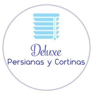 Logo de Deluxe Persianas y Cortinas
