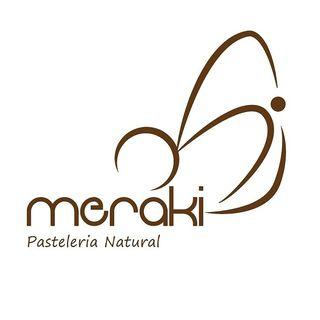Logo de Meraki Pasteleria Saludable