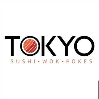 Logo de TOKYO - Sushi ▪️Wok ▪️Pokes