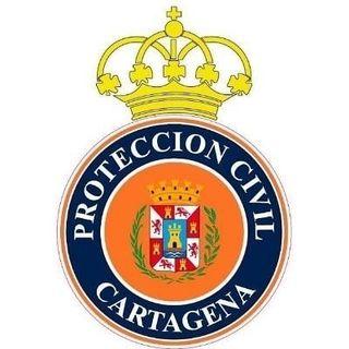 Logo de Protección Civil Cartagena