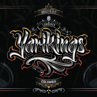 Logo de Yarikings Lowbike's Bogotá