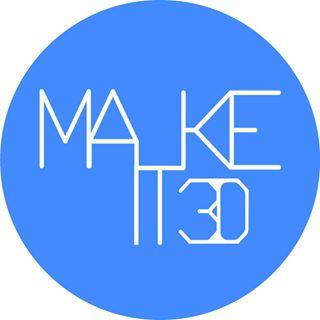 Logo de MAKE IT 3D