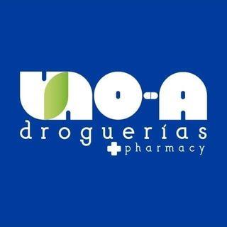 Logo de Uno A Droguerias