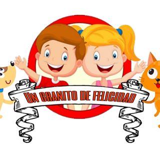 Logo de 😃 𝕌ℕ 𝔾ℝ𝔸ℕ𝕀𝕋𝕆 𝔻𝔼 𝔽𝔼𝕃𝕀ℂ𝕀𝔻𝔸𝔻 😃