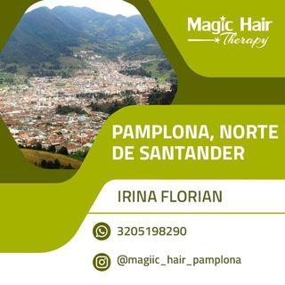 Logo de Magic Hair Pamplona