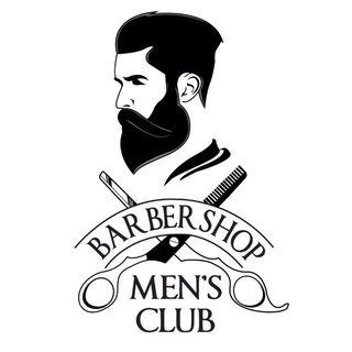 Logo de Men's Club Barber-Shop