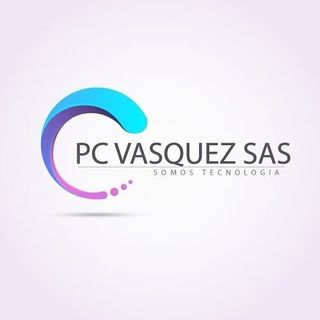 Logo de PC Vasquez