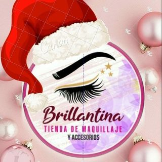 Logo de Brillantina Maquillaje 👄💄