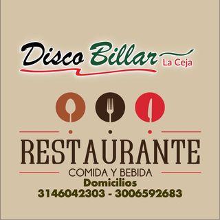 Logo de Restaurante DiscoBillar LaCeja