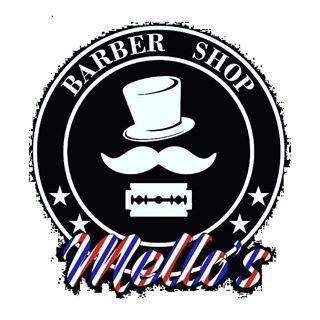 Logo de mellosbarbershop