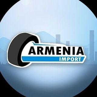 Logo de Armenia Import C,A