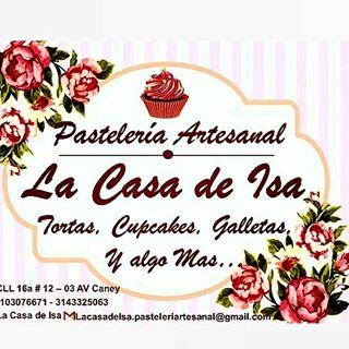 Logo de LA CASA DE ISA