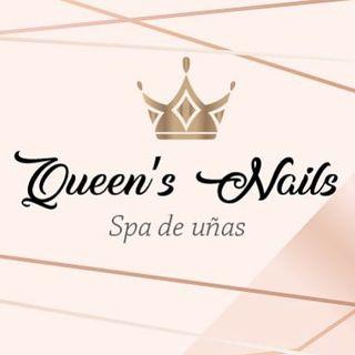 Logo de Queen's Nails By Lorena Medina