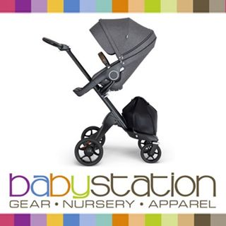 Logo de BabyStation