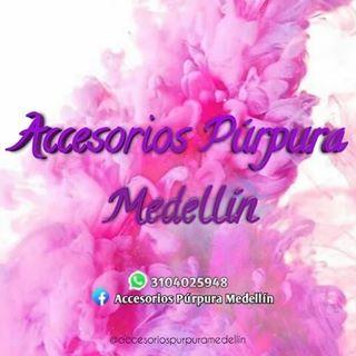 Logo de Accesorios Púrpura Medellín