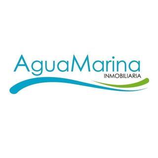 Logo de inmobiliaria aguamarina