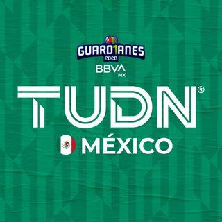 Logo de TUDN MEX