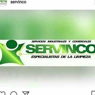 Logo de SERVINCO ♻
