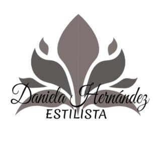 Logo de Daniela Hernández ESTILISTA