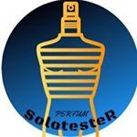 Logo de solotester perfum