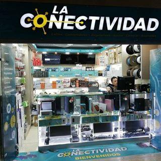 Logo de LA CONECTIVIDAD