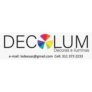 Logo de Lamparas Decorativas Decolum