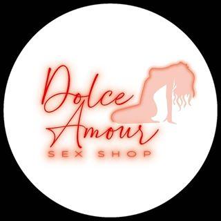 Logo de Dolce Amour Sex shop 🍬❤️🔥