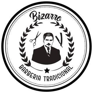 Logo de Bizarro Barberia Tradicional