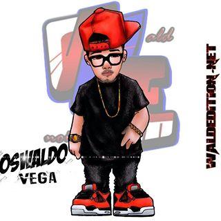 Logo de Oswaldo Vega WALD EDITION