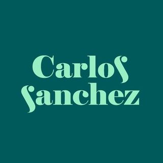Logo de Carlos Sánchez C.