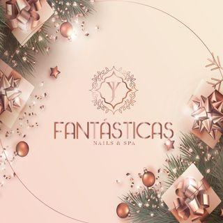 Logo de fantasticas uñas & spa