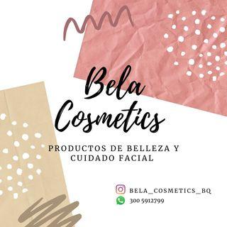 Logo de Bela cosmetic - Tienda Virtual