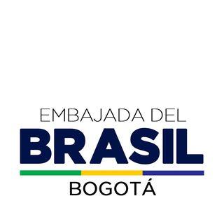 Logo de Embajada del Brasil en Bogotá