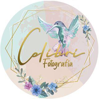 Logo de Fotografía Infantil - Colibrí