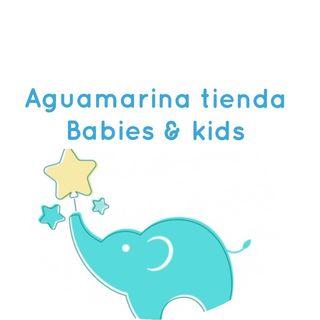 Logo de Aguamarinatienda babies & kids