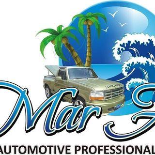 Logo de Mar Azul