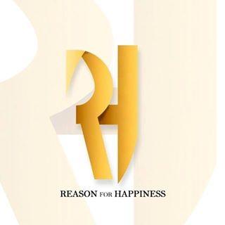 Logo de REASONS FOR HAPPINES 👟👕💯