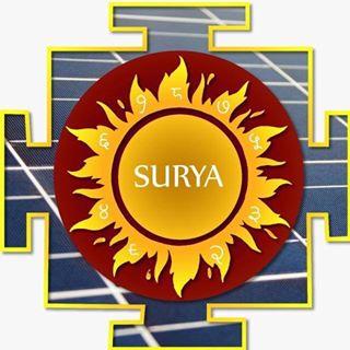 Logo de Energia Solar Surya