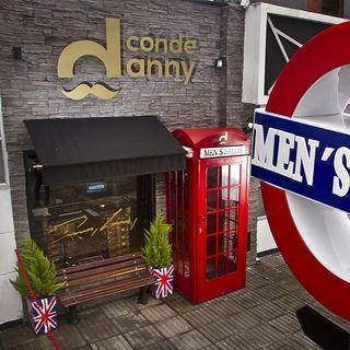 Logo de Conde Danny