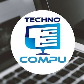 Logo de Techno 🖥 compu